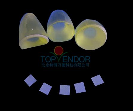 PMNT铌镁钛酸铅/TiO2 金红石晶体基片/GGG 钆镓石榴石/Fe、Nb:SrTiO3等磁性铁电压电晶体