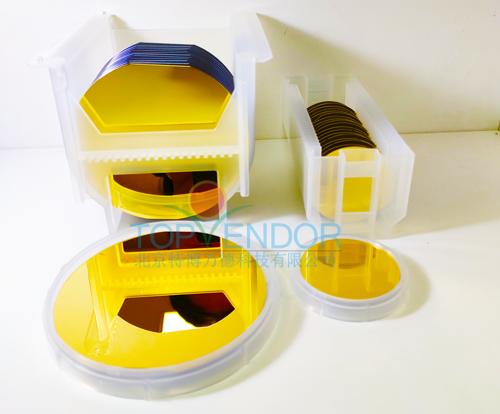 镀金/铂金/铜/铝等金属膜硅片
